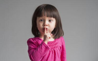 Shhh It's a Secret