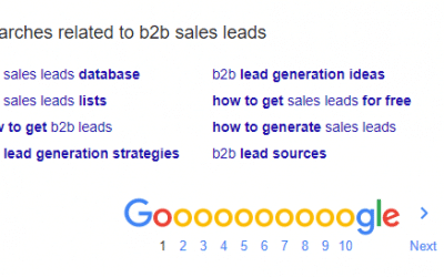 How To Generate B2B Leads in 2018