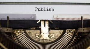 self publish to generate b2b leads