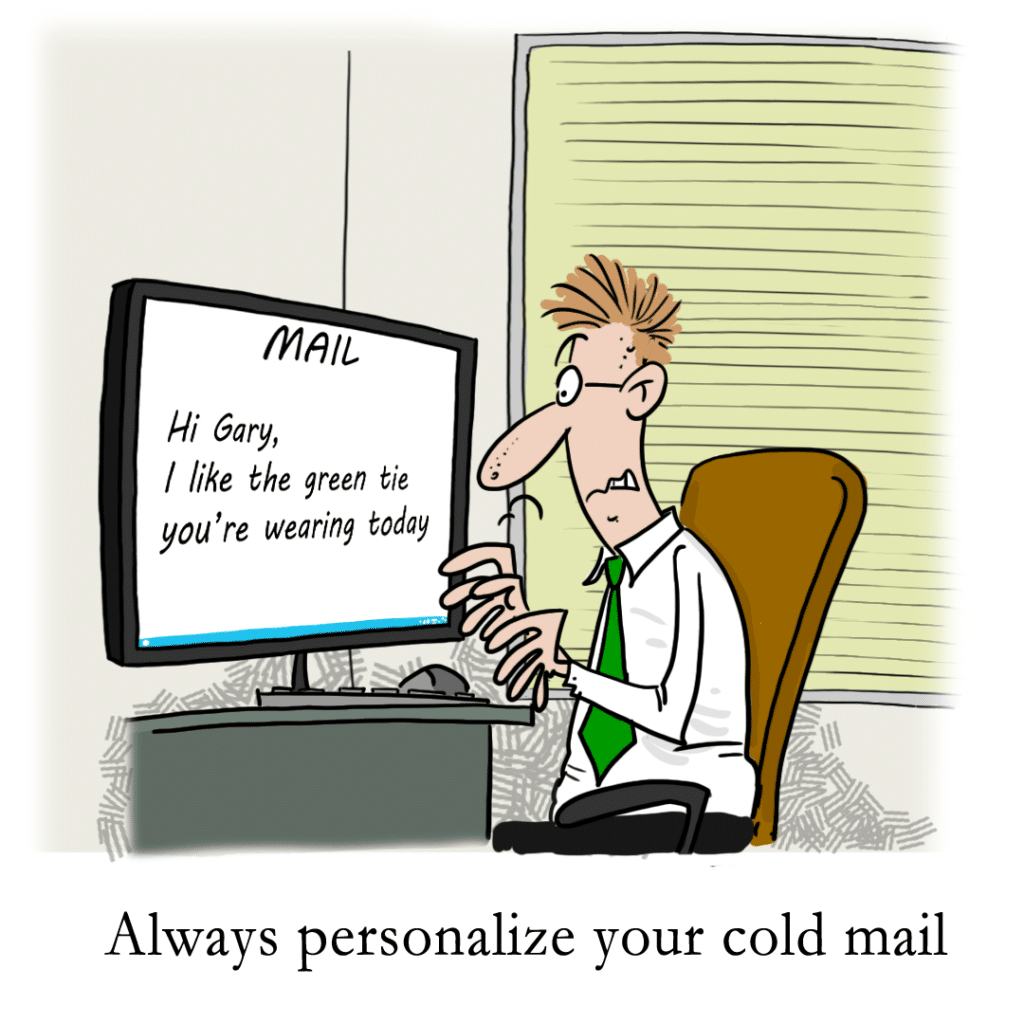 Cold Email Personalization